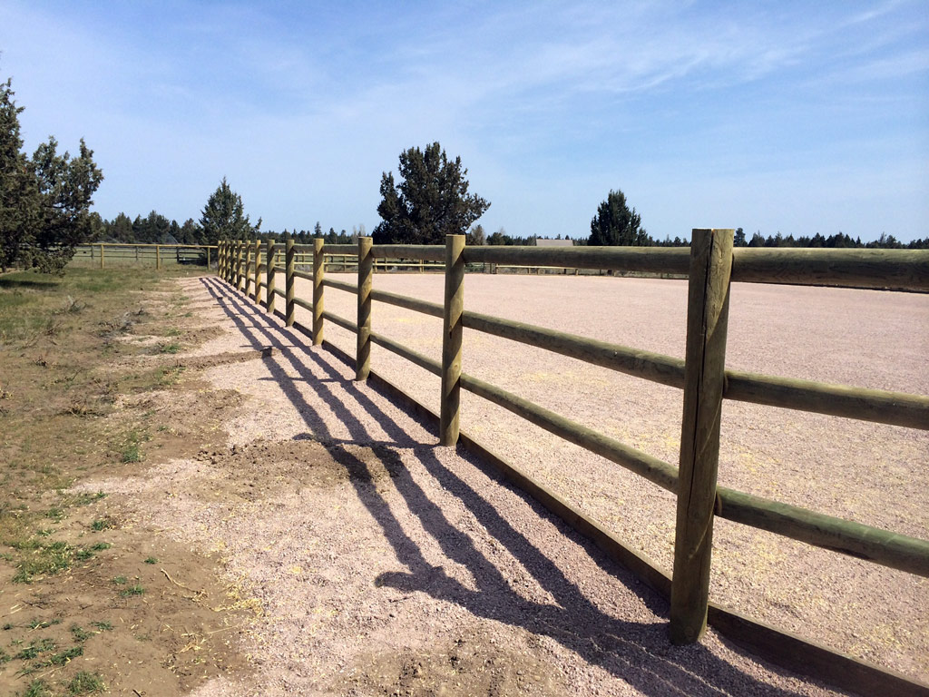 Paddock Fencing Bend Fencing Cedar Chain Link