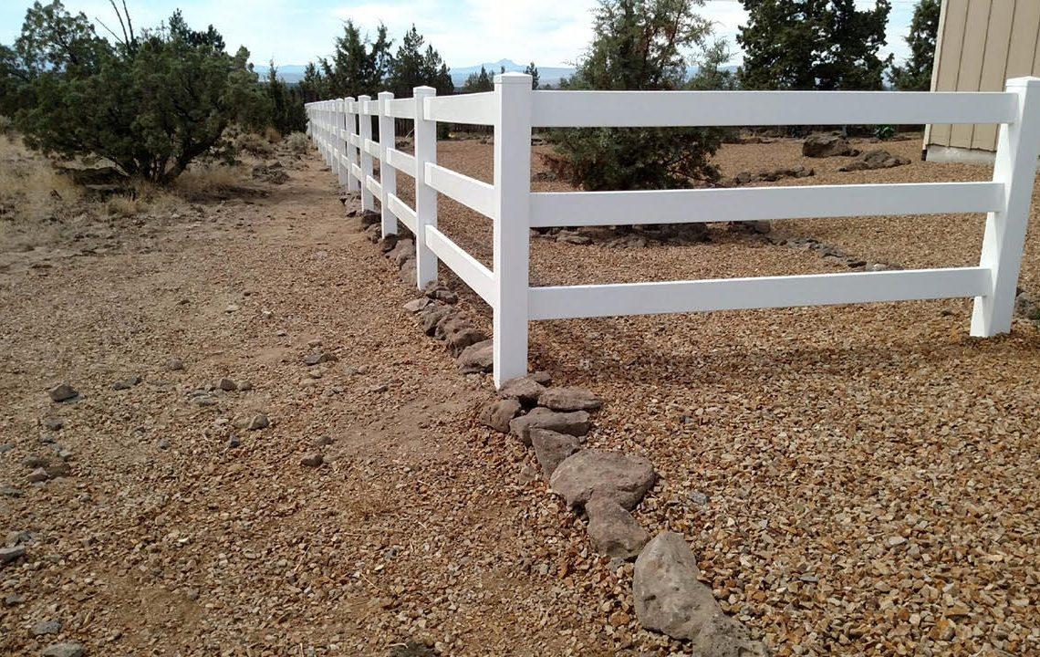 Vinyl Ranch Fencing Bend Fencing Cedar Chain Link