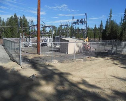 Bend Oregon Security Fencing